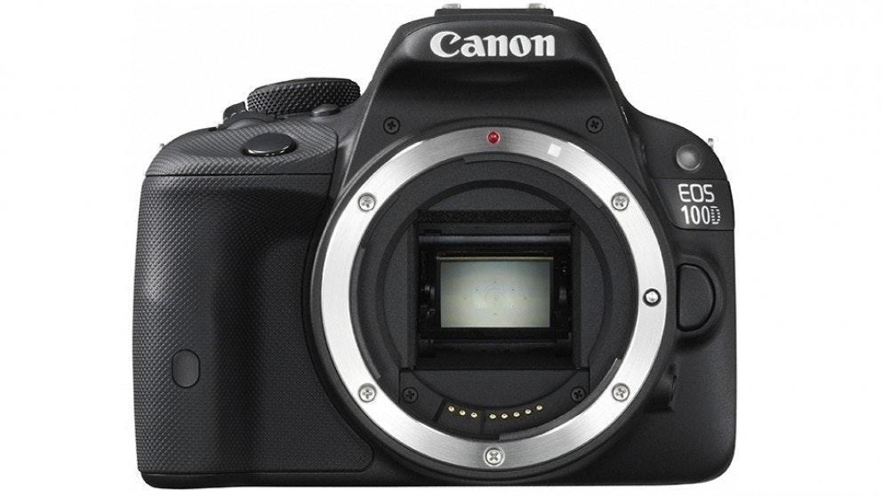 Canon EOS 100d DSLR Camera Body