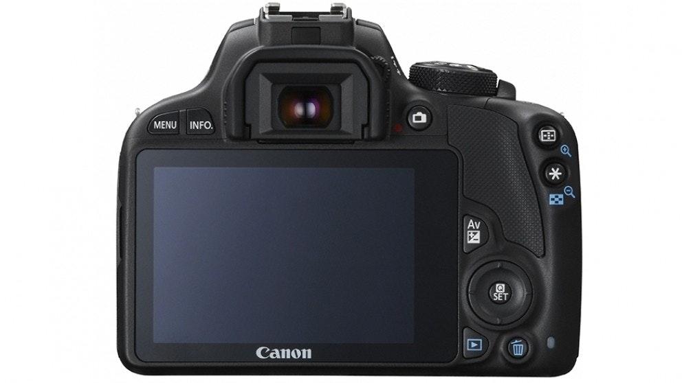 Canon EOS 100d DSLR Camera LCD Screen