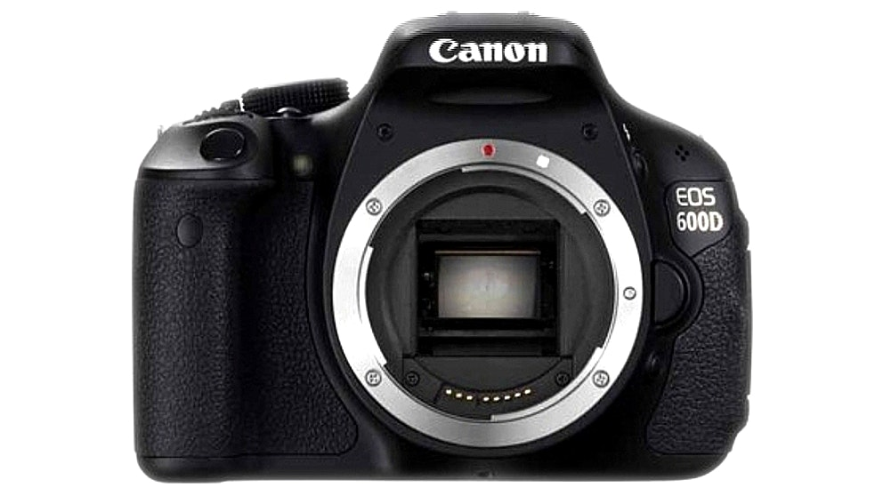 Canon EOS 600D DSLR Camera Body