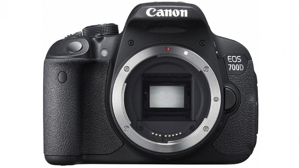 Canon EOS 700D DSLR Camera Body Only