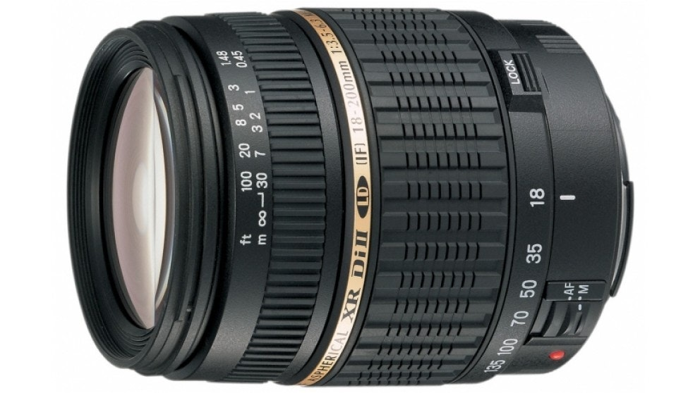 Tamron AF18-200mm f/3.5-6.3 XR Di II Lens Canon Mount
