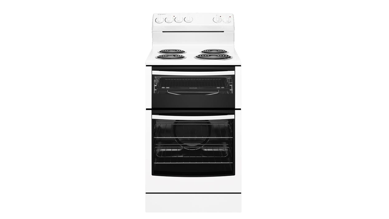Westinghouse Freestanding Electric Cooker w/ Separate Grill - 54cm ...