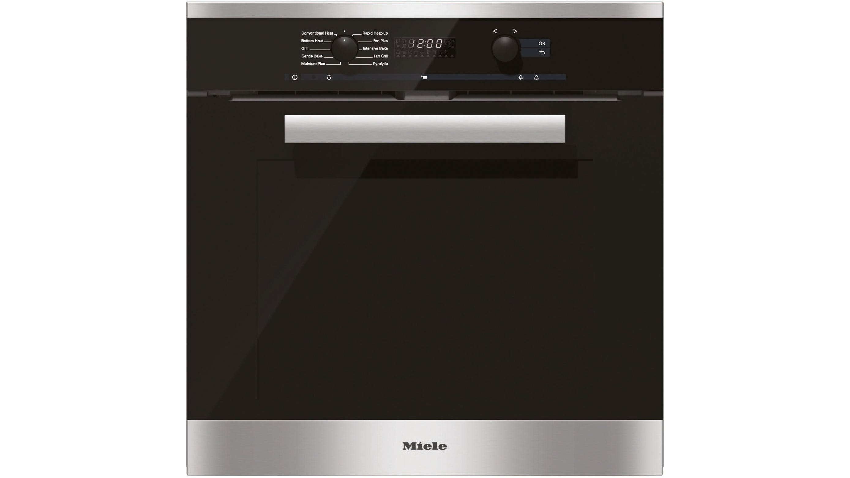 Miele Pyrolytic Oven - 60cm | Domayne