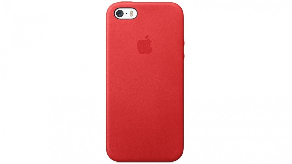Apple iPhone 5S Case - Red