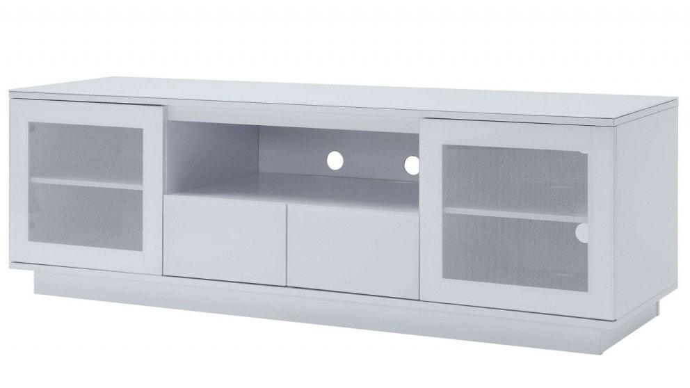 Tauris Titan 1800 2 Doors 2 Drawer Cabinet - White | Domayne