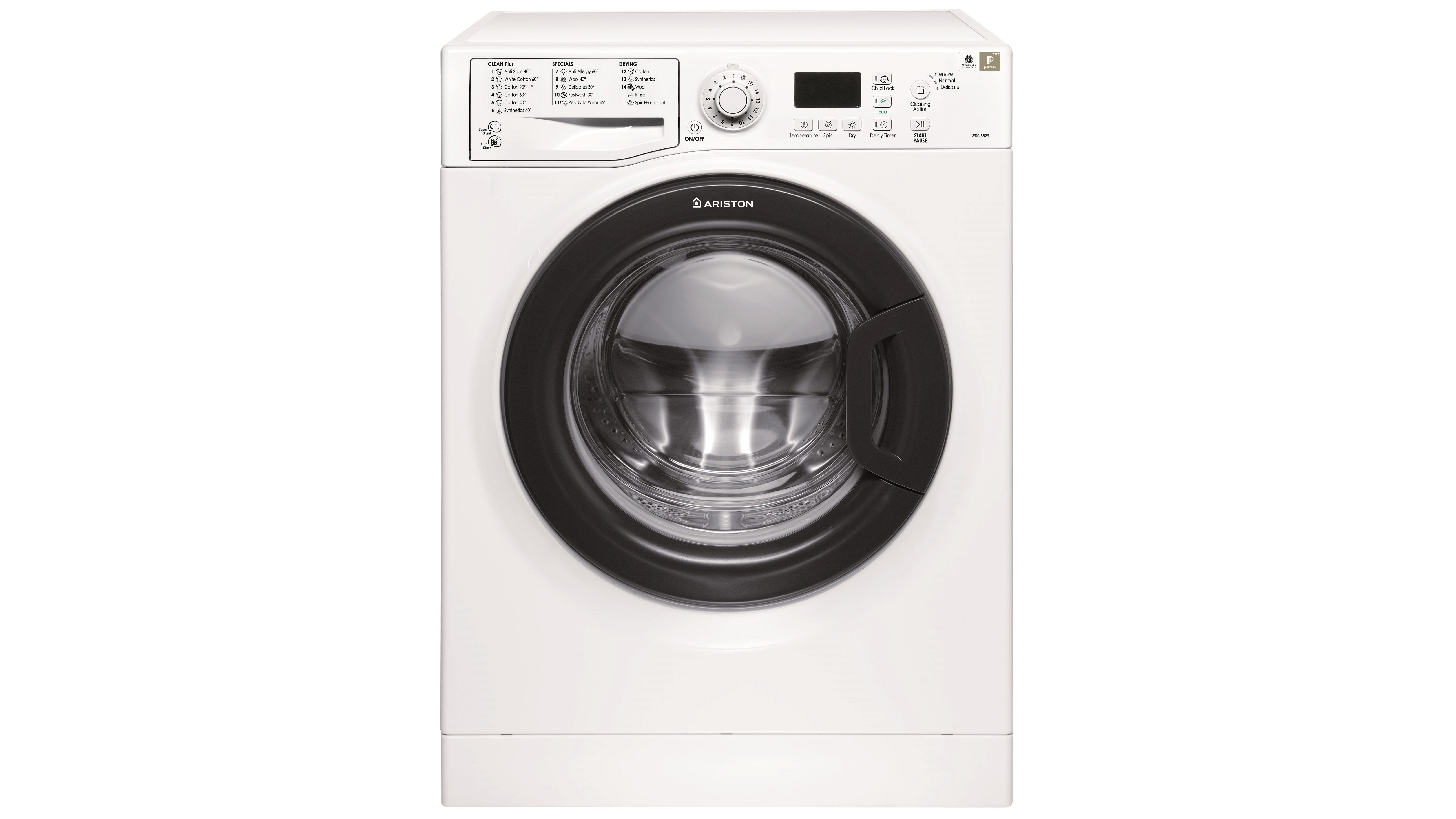 washer and dryer combo machine