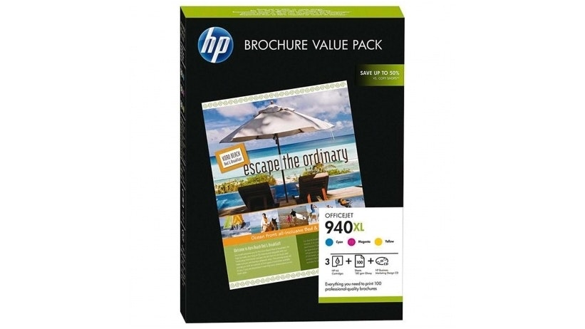 HP 940XL Officejet Ink Cartridge Value Pack