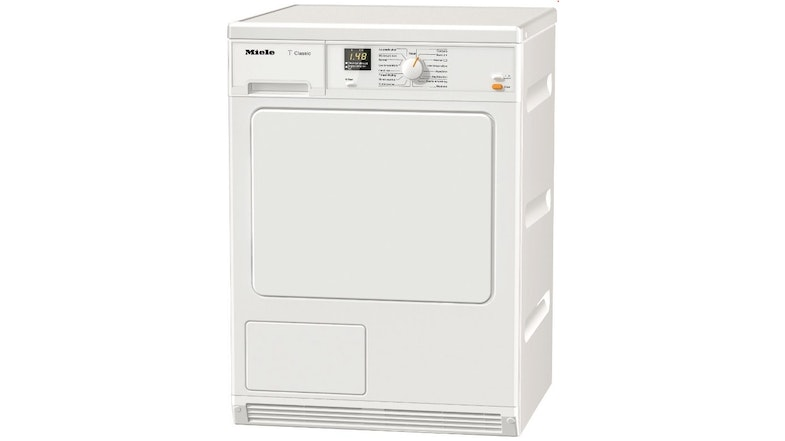 miele 7kg tumble dryer with perfectdry domayne. Black Bedroom Furniture Sets. Home Design Ideas