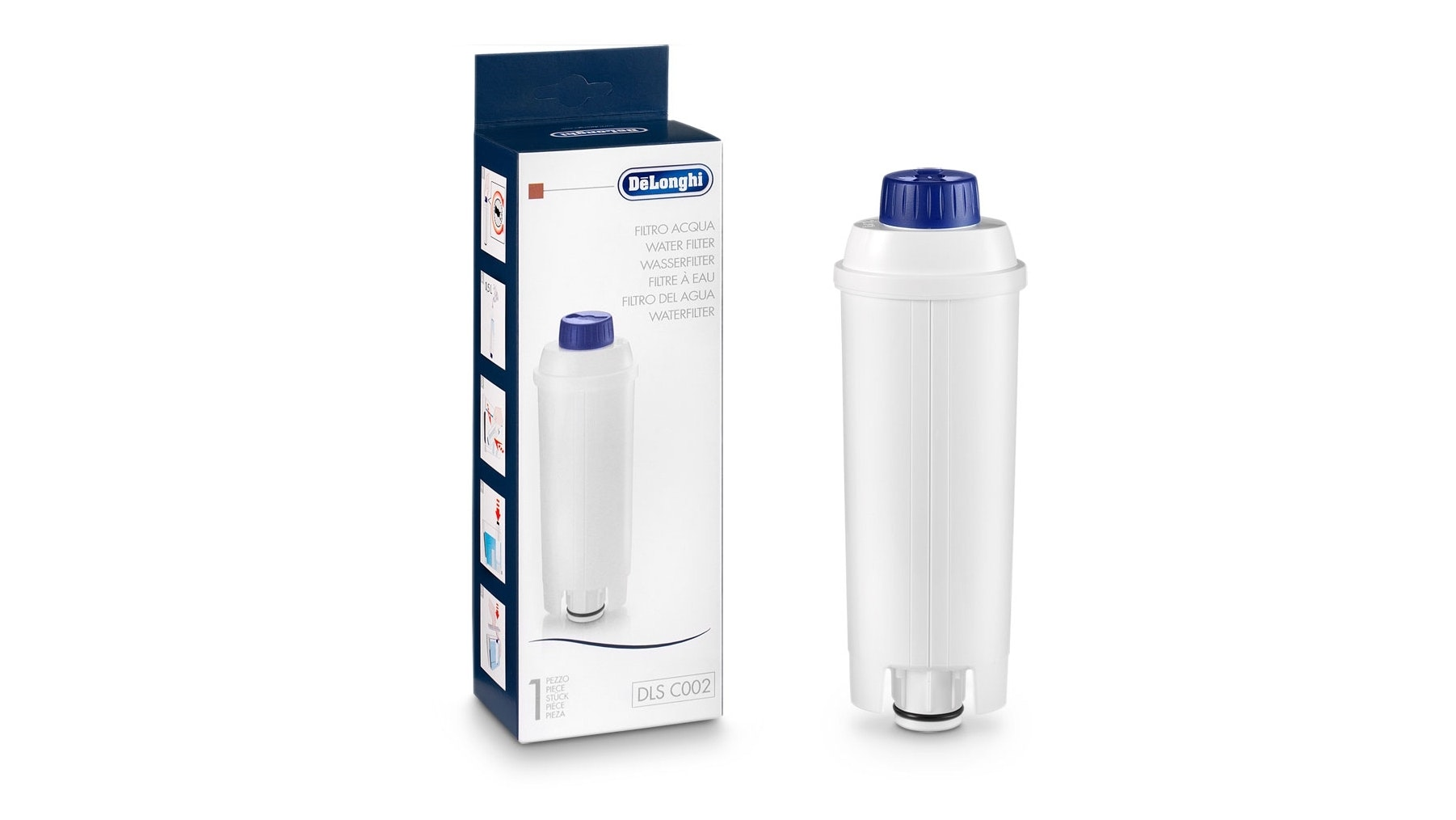 water filter for coffee machine