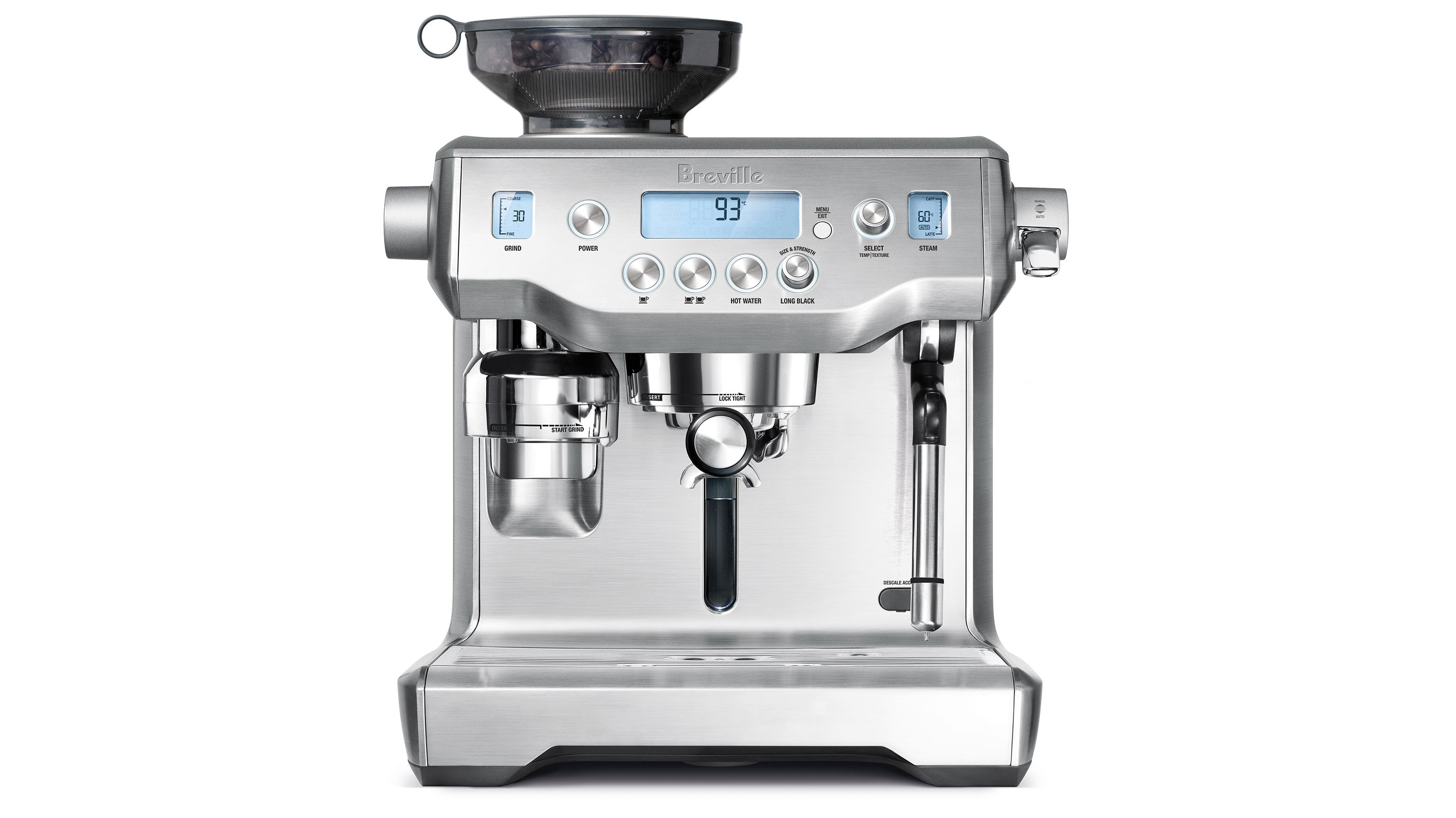 Breville The Oracle Espresso Coffee Machine
