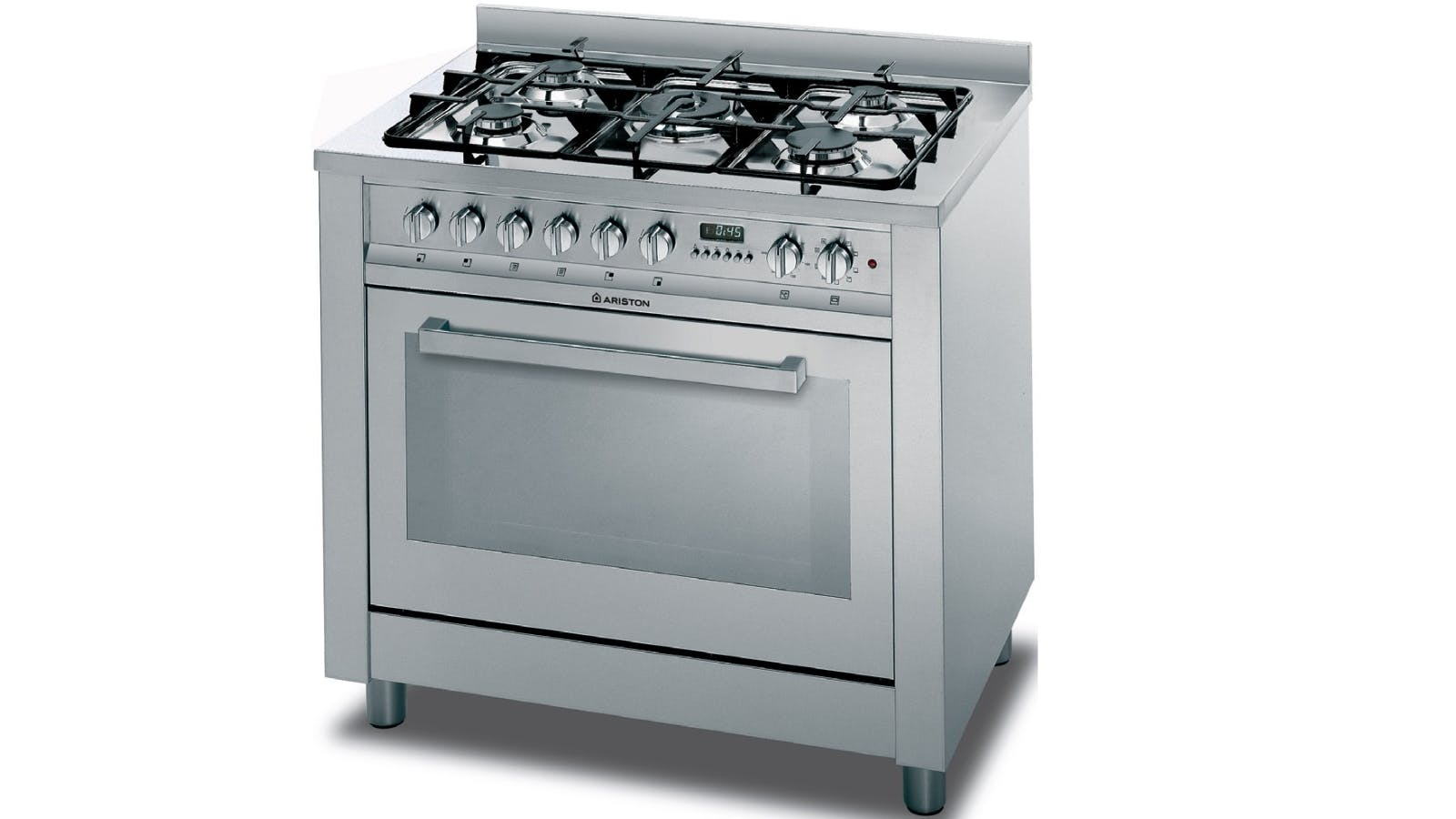Ariston 90cm Professional Freestanding Cooker   Domayne