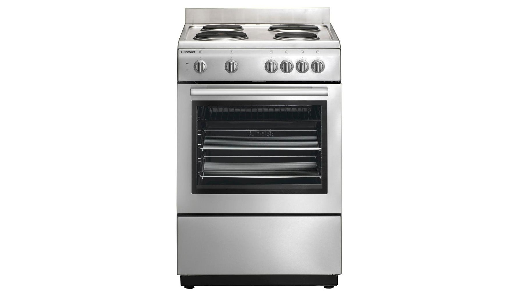 Euromaid ES60 60cm Stainless Steel Upright Cooker