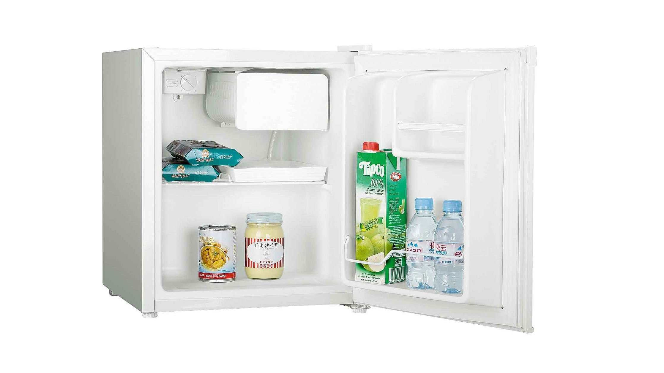 Hisense 47L White Bar Fridge