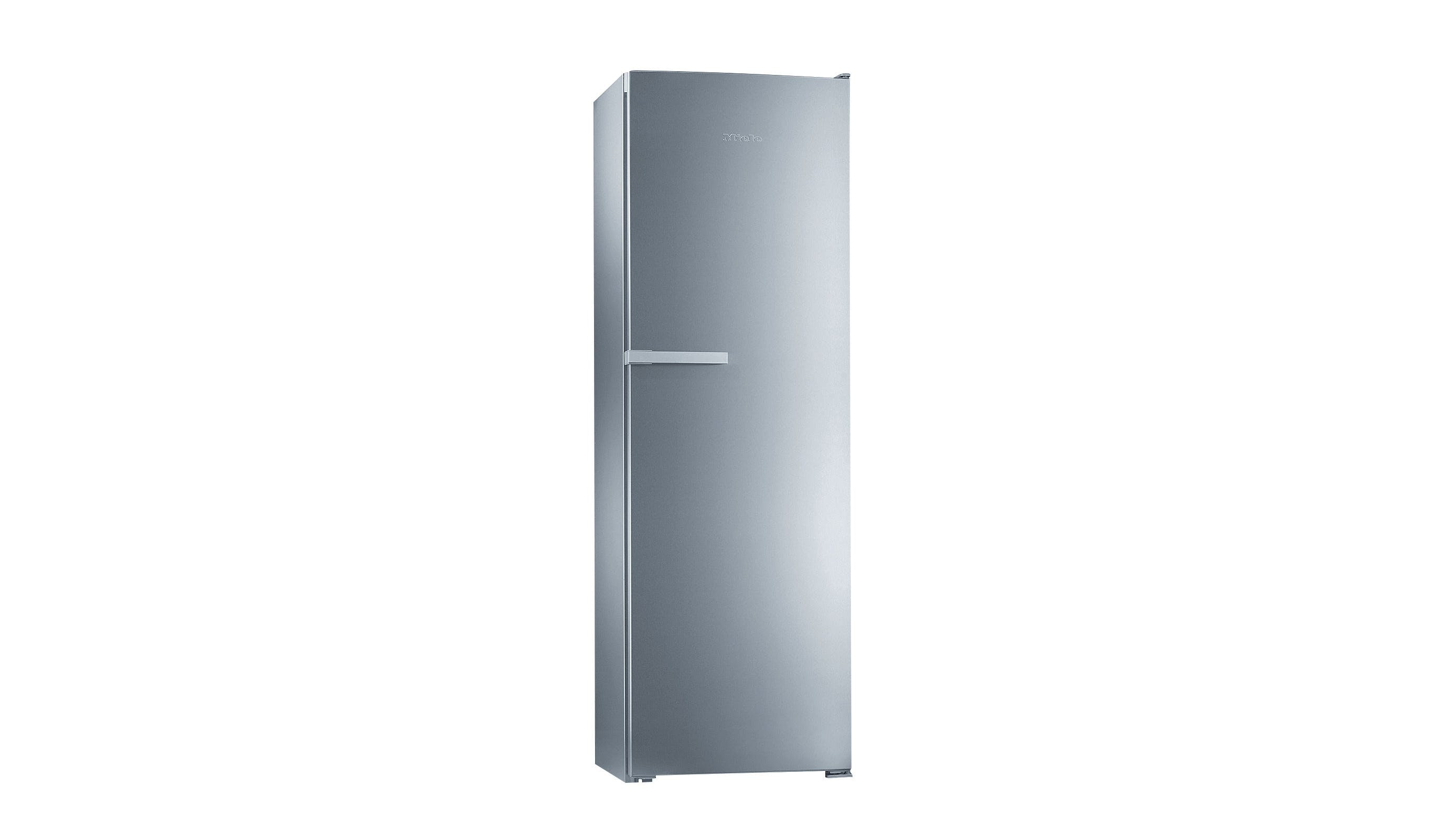 miele 405l side by side fridge cleansteel domayne. Black Bedroom Furniture Sets. Home Design Ideas