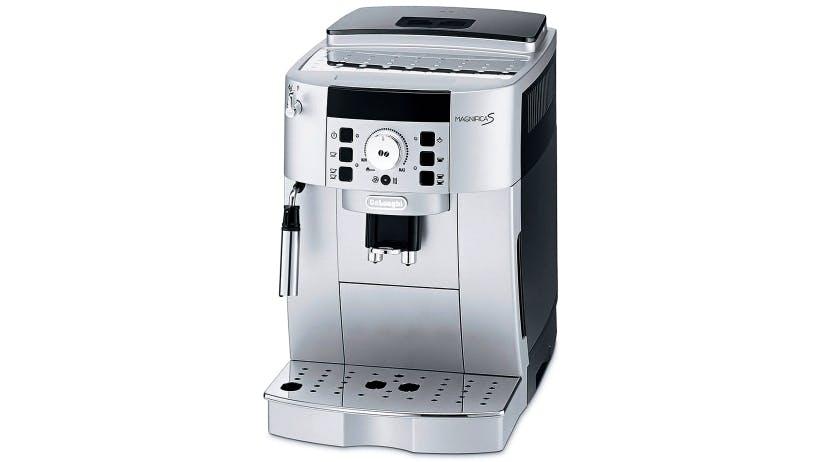 delonghi magnifica s coffee machine domayne. Black Bedroom Furniture Sets. Home Design Ideas