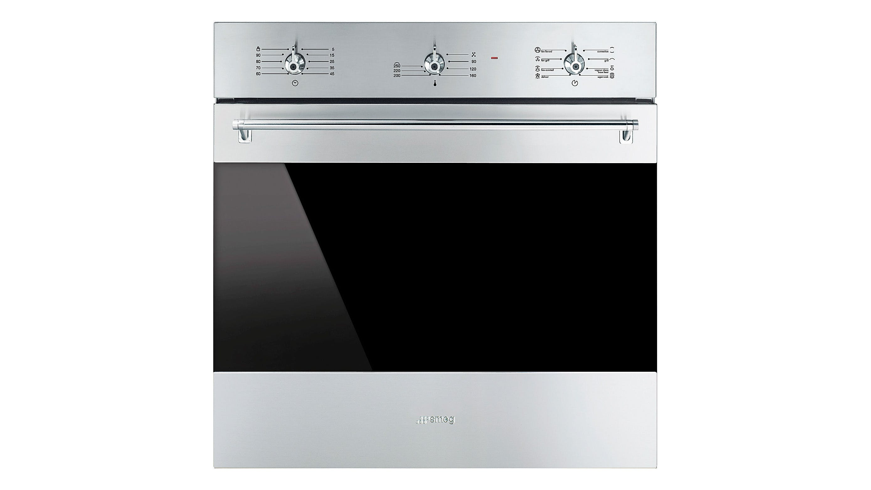 Smeg 60cm Multi-Function Thermoseal Electric Oven | Domayne