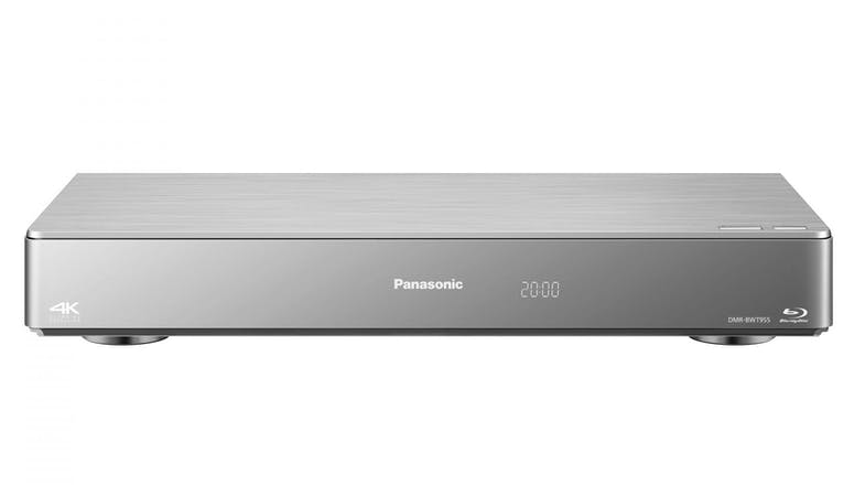 panasonic 3d 2tb blu ray recorder with triple hd tuner domayne. Black Bedroom Furniture Sets. Home Design Ideas