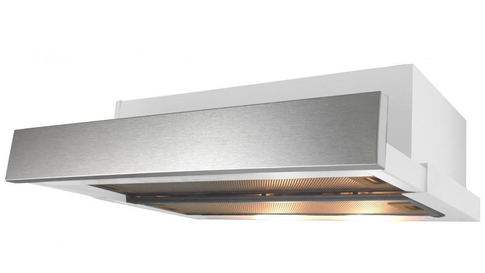 Omega 60cm Slide Out Rangehood - Stainless Steel