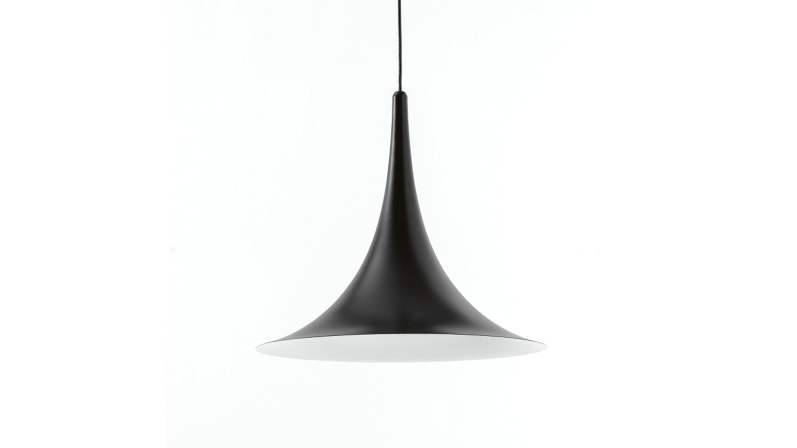 Mink Pendant Light Black