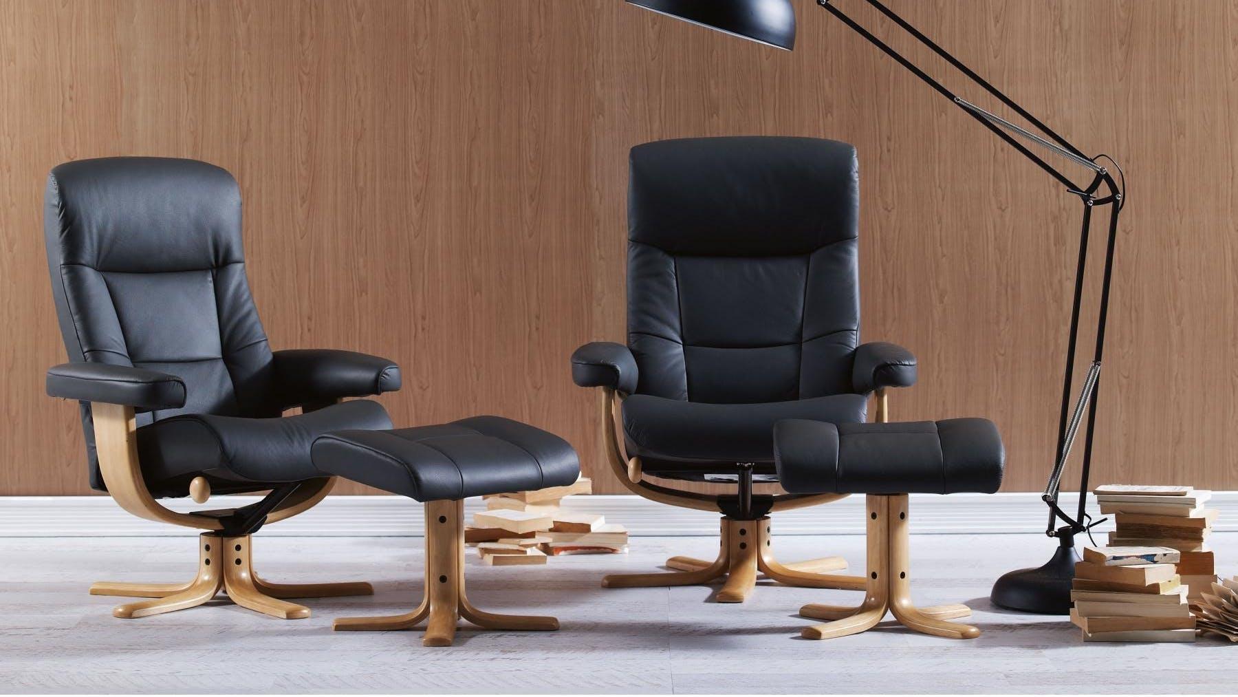 nordic chair and ottoman domayne