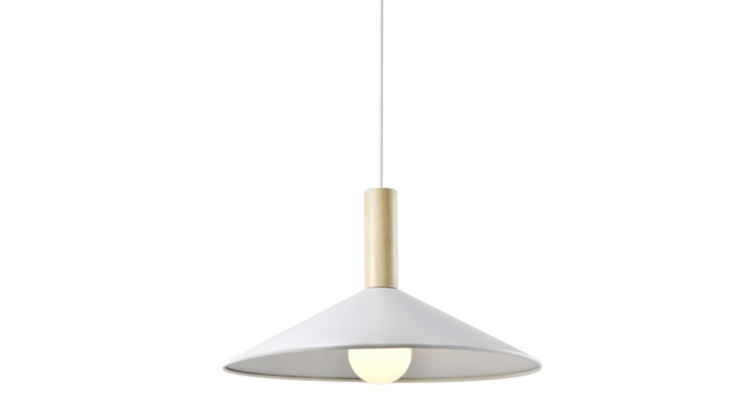 Mauritz Pendant Light - White