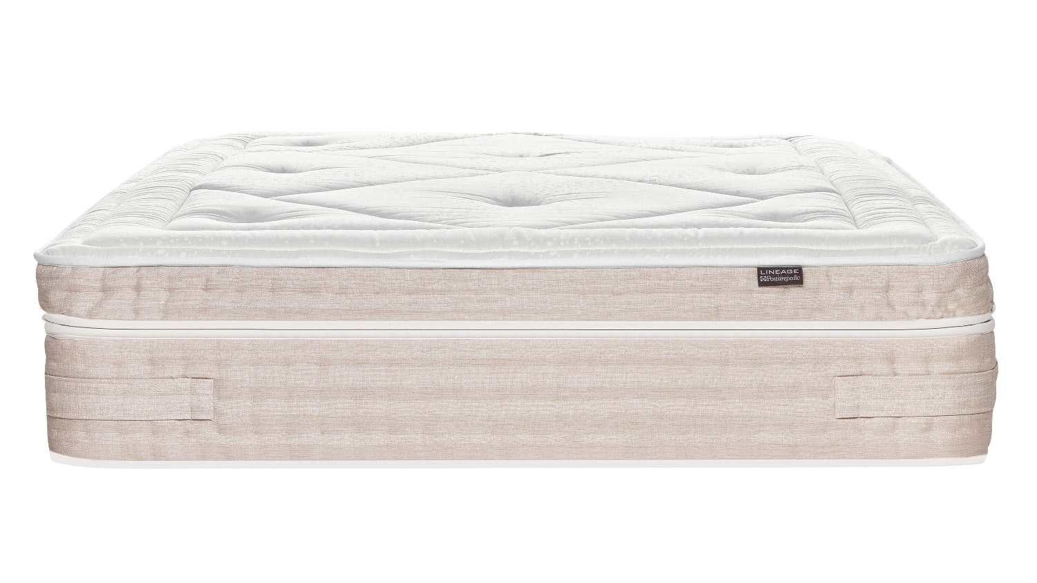 Sealy Crown Jewel Nouvelle Plush Gardenia Mattress