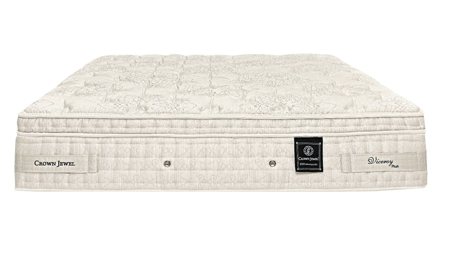 Sealy Crown Jewel Viceroy Plush Mattress