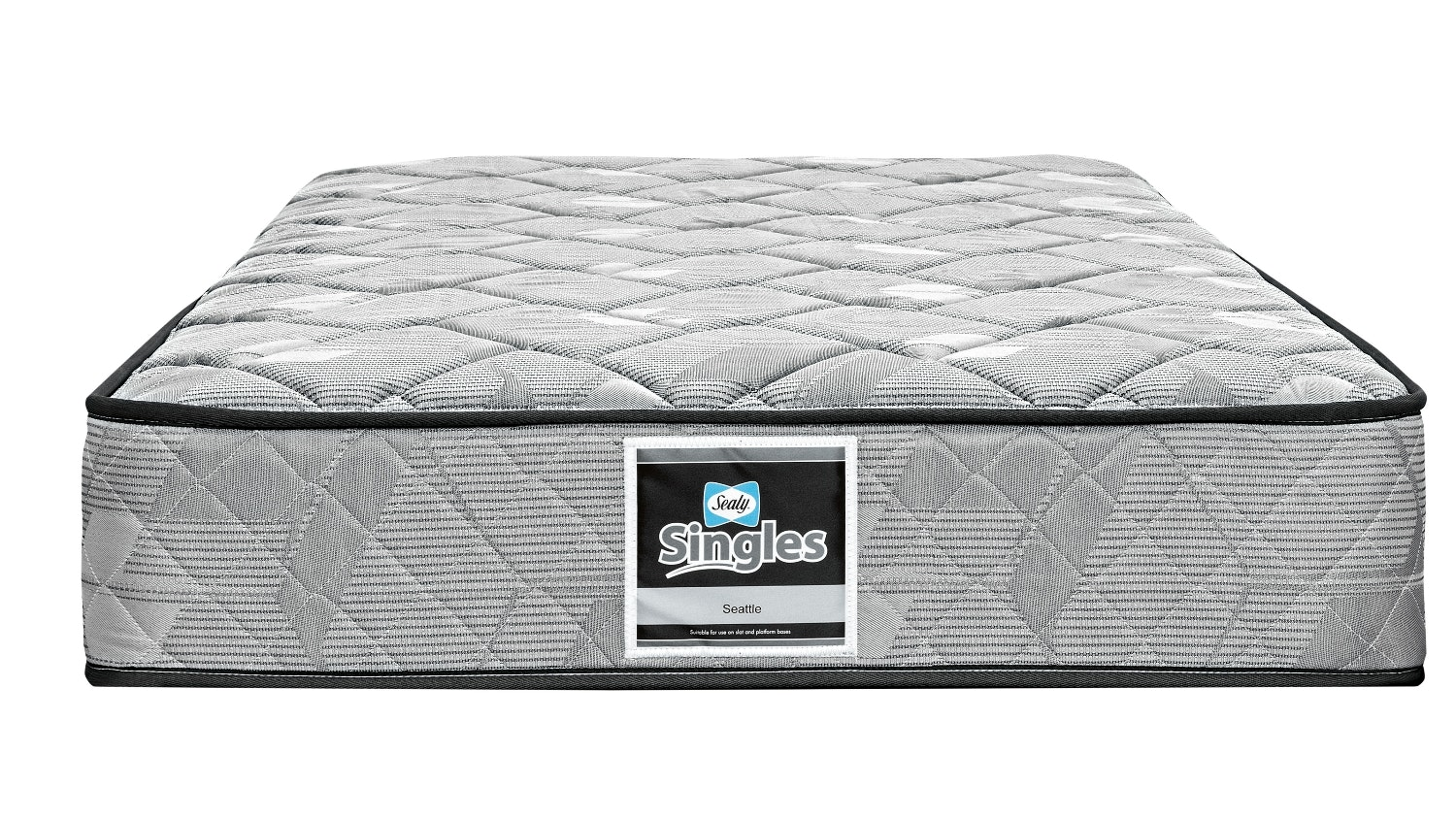 Sealy Singles Series Seattle Firm Mattress