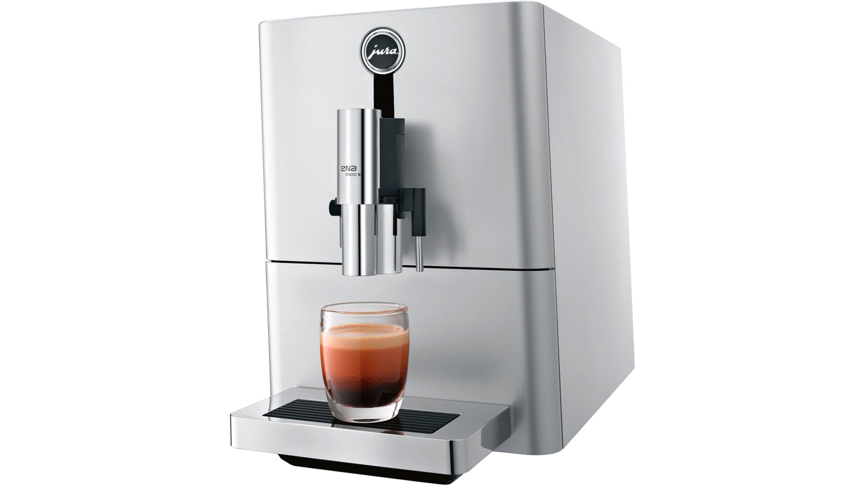 Electronic Jura Ena Coffee Machine jura ena micro 90 automatic coffee machine domayne machine