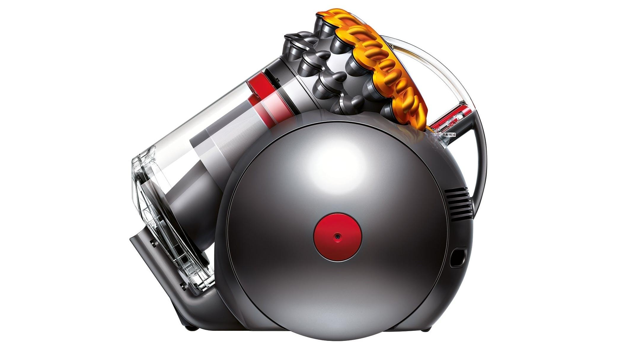 dyson big ball origin barrel vacuum cleaner domayne. Black Bedroom Furniture Sets. Home Design Ideas