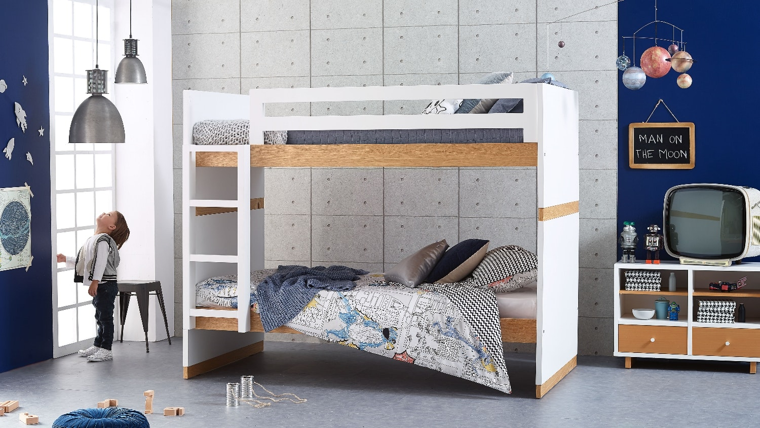Carter Bunk Bed