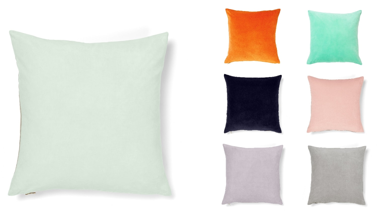 Aura Luxury Velvet Cushion