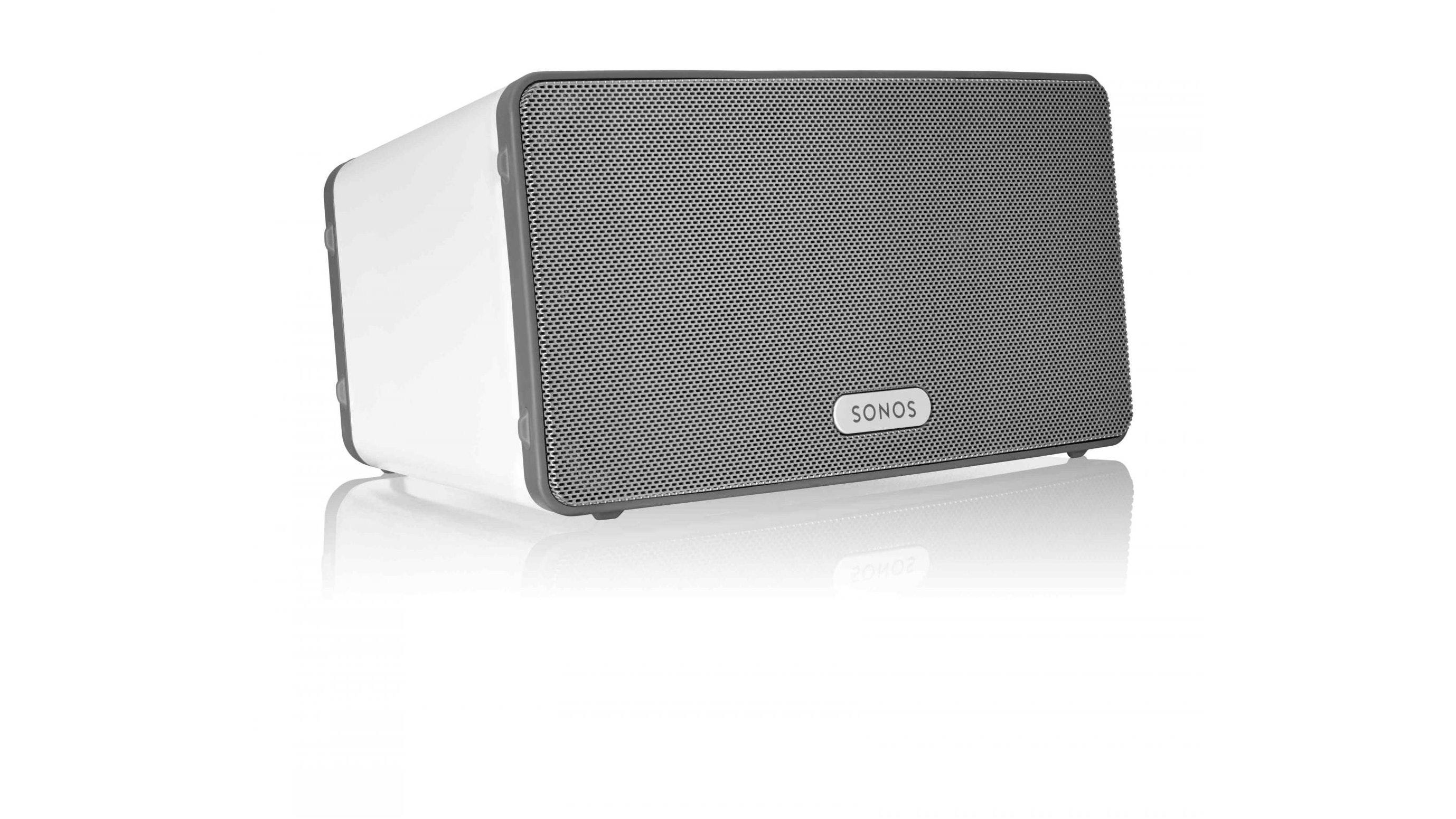 Hi-Fi Sonos PLAY:3 White