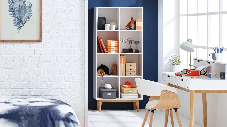 snow cube bookcase  domayne - snow cube bookcase