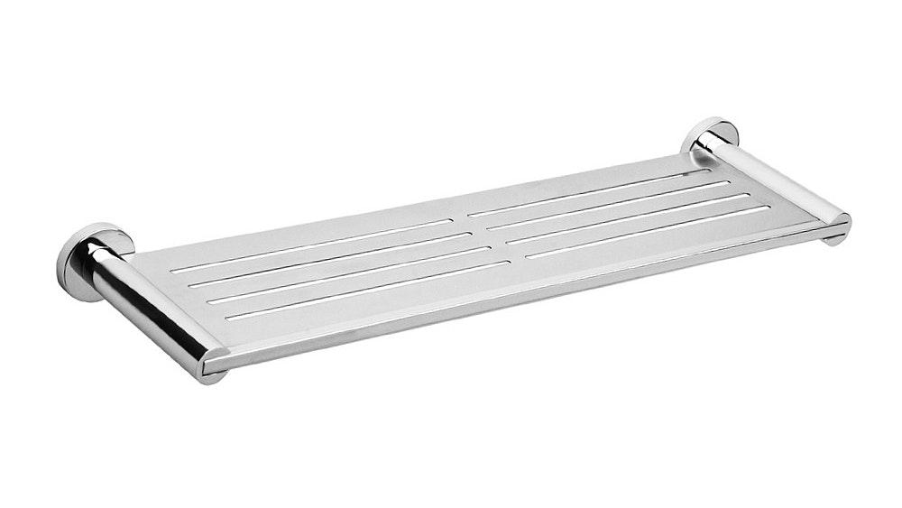 Streamline Axus Stainless Steel Shelf - Chrome
