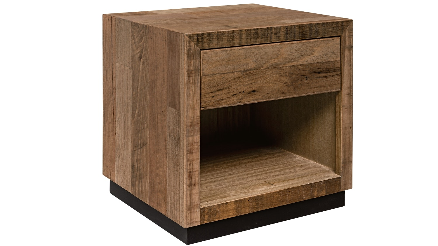 Javier 1 Drawer Small Bedside Table