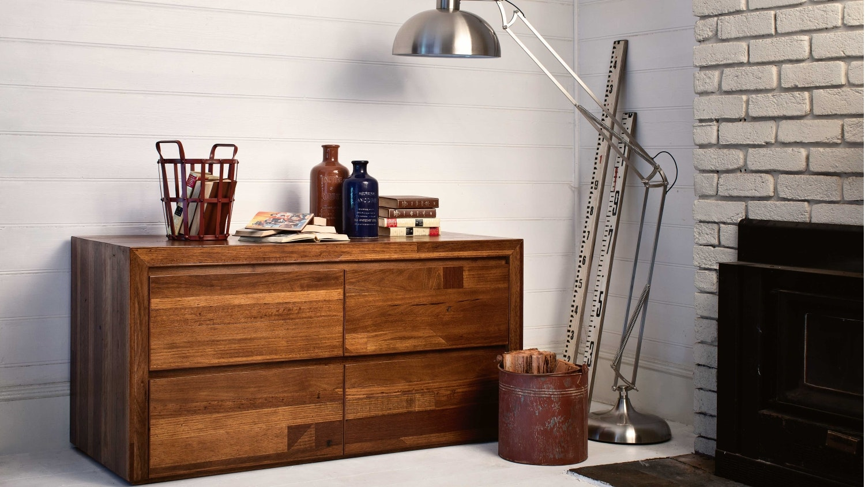 Pod 4 Drawer Dresser