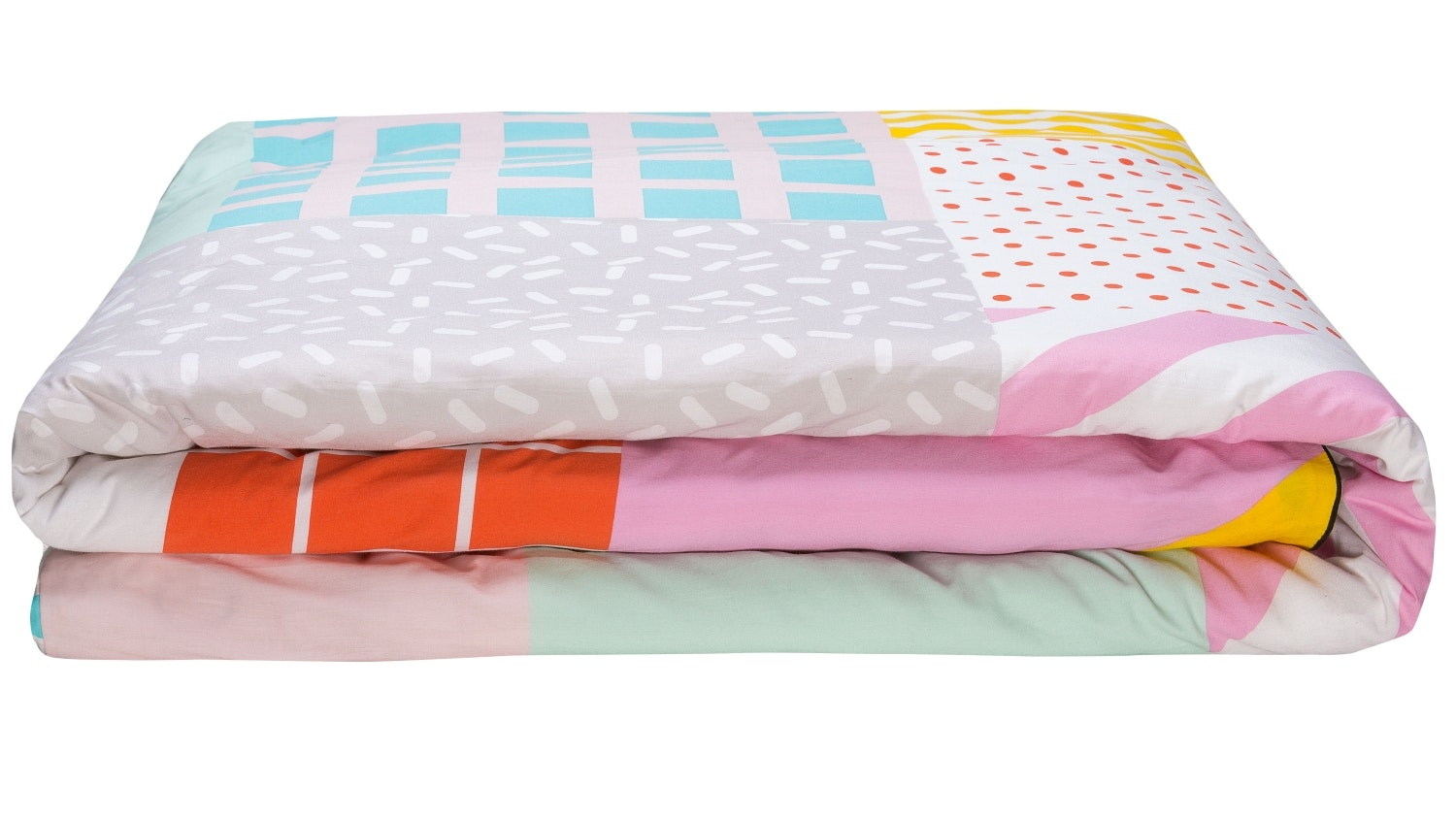 Hiccups Graceland Pink Quilt Cover Set