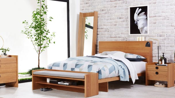 Bedroom Furniture Bedside Tables Wardrobes Amp More Domayne