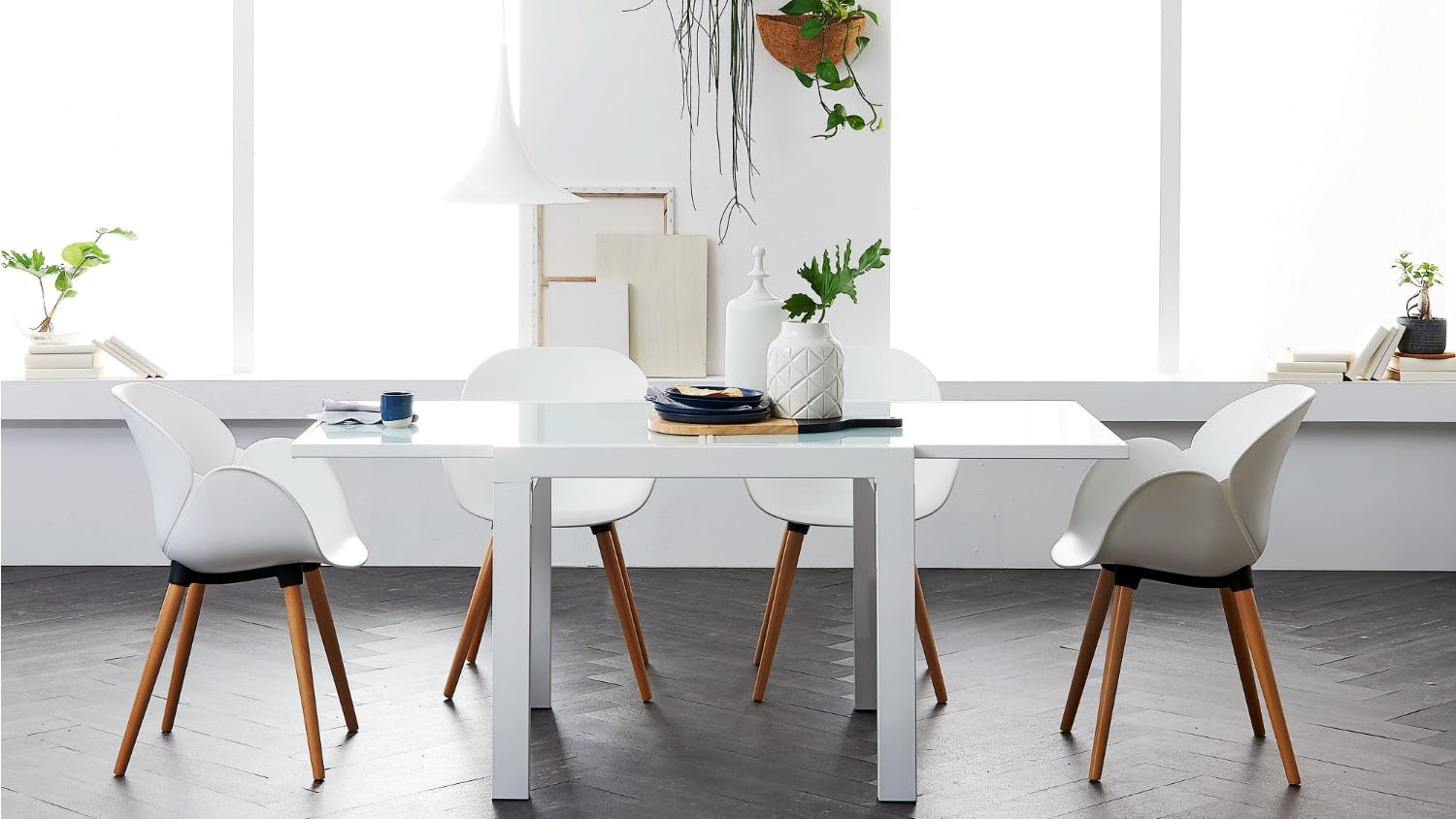 Monaco Extension Dining Table Domayne