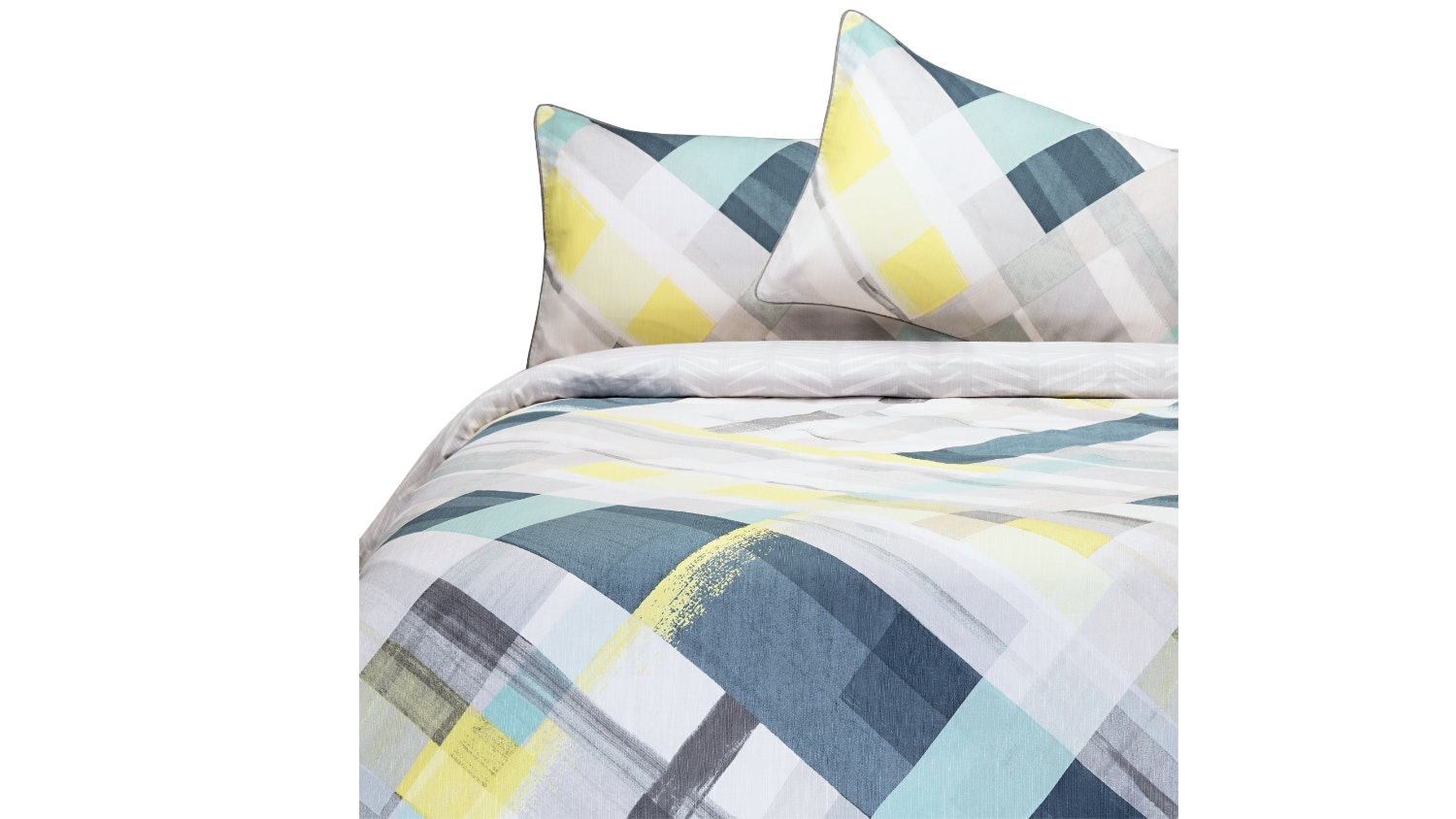Kas Lunra Quilt Cover Set