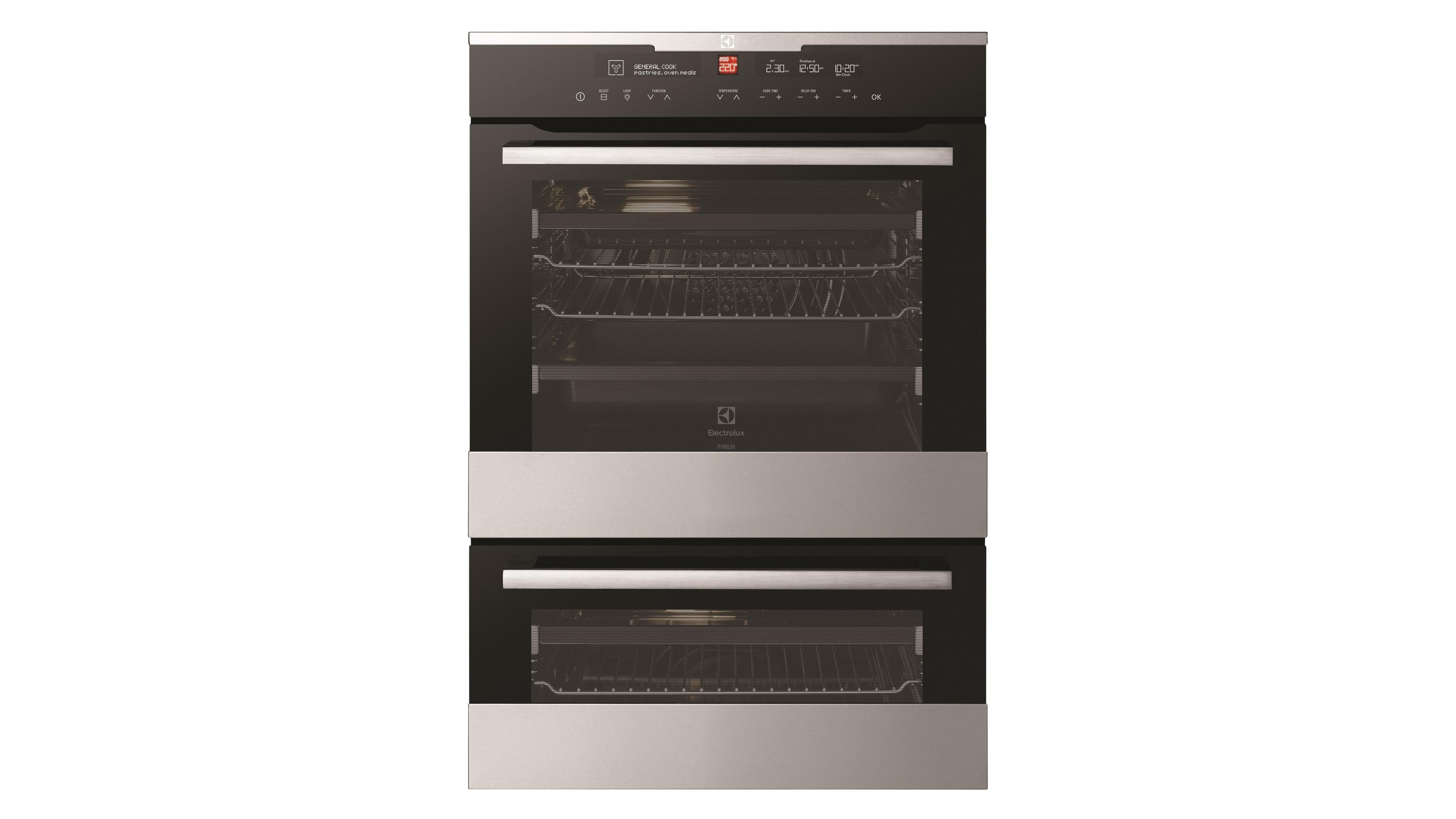 Electrolux 60cm Pyroluxe Duo Multi Function Oven | Domayne