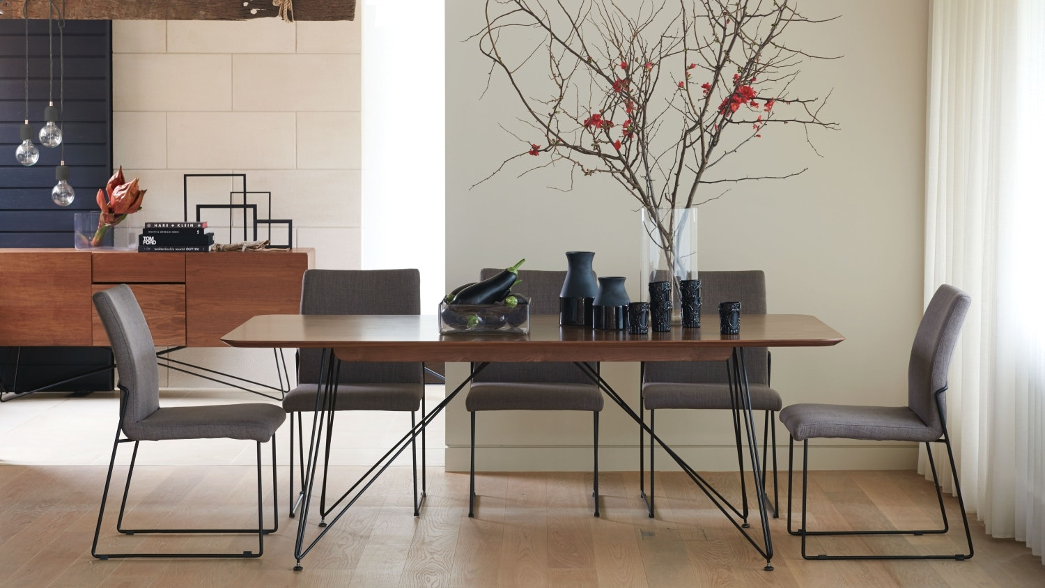 Serena Rectangular Dining Table