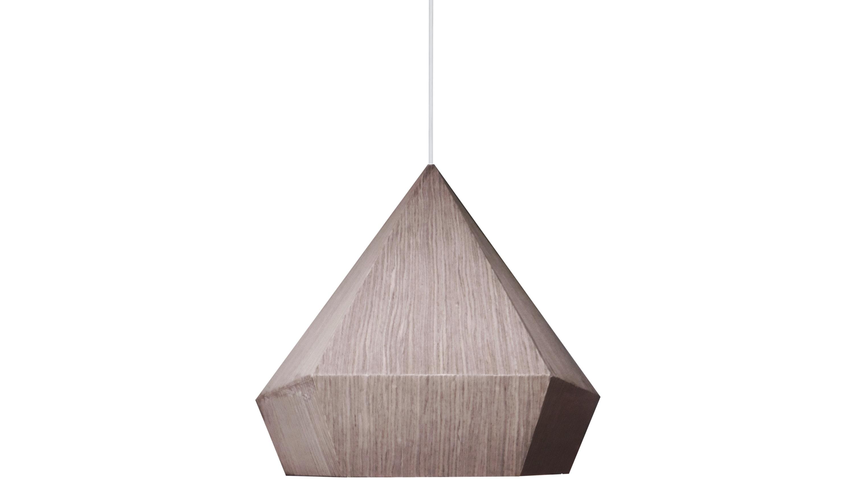Luxe Diamond Pendant Light