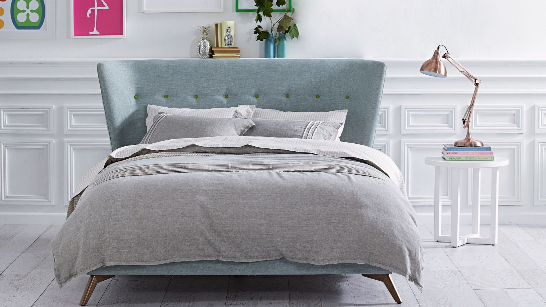 Grace Bed Frame - Key Largo