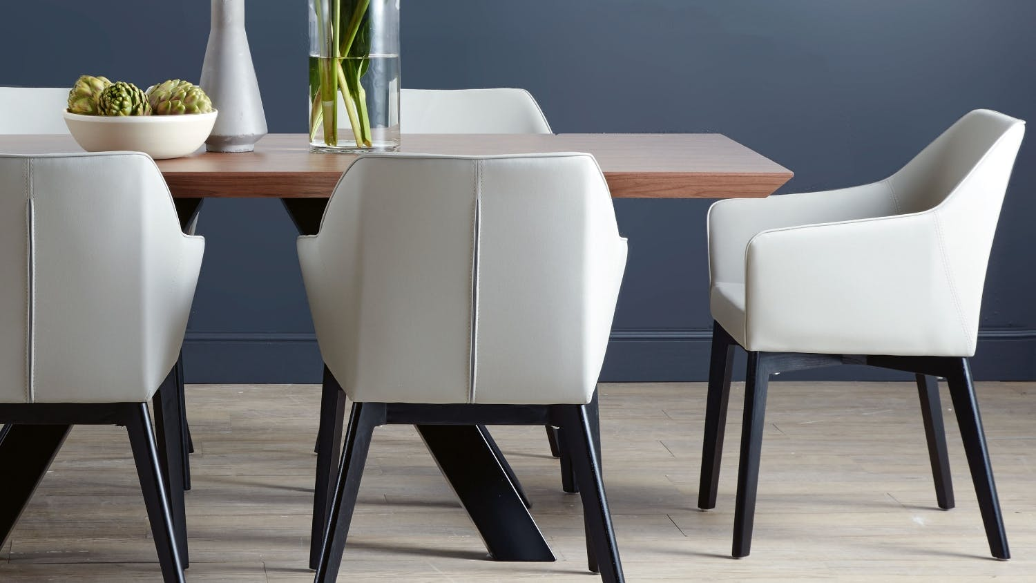 Kyam Carver Dining Chair Domayne - Carver dining chairs