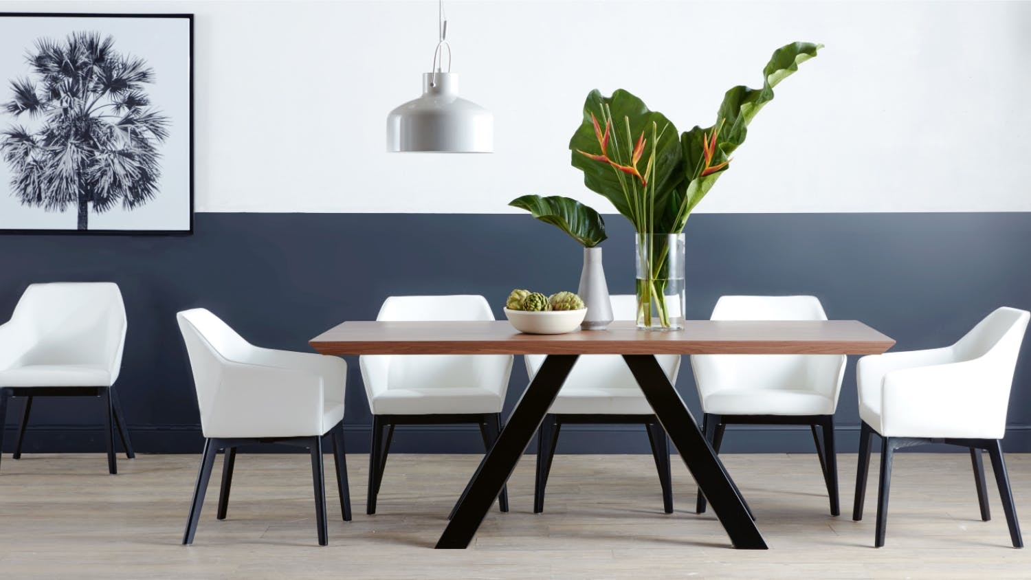 Kyam dining table domayne