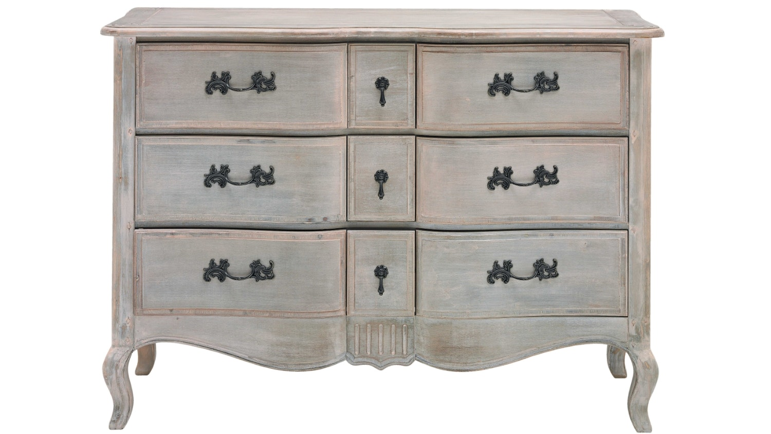 Letoile 6 Drawer Dresser