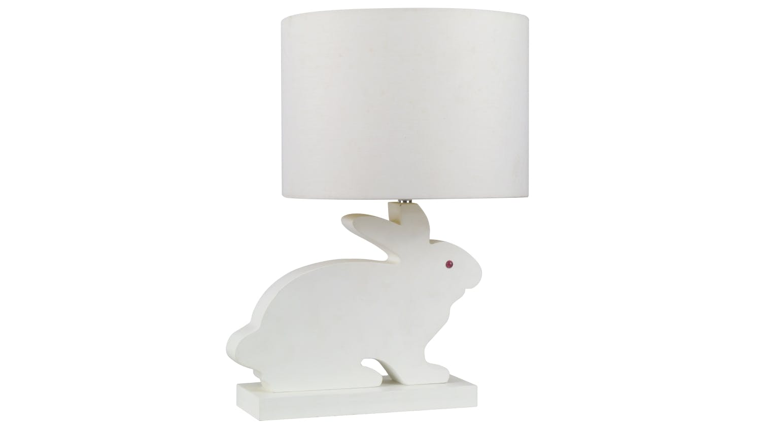 nightlight light stock poundbury in lighting ceramic rabbit product white kids england magpie lamp