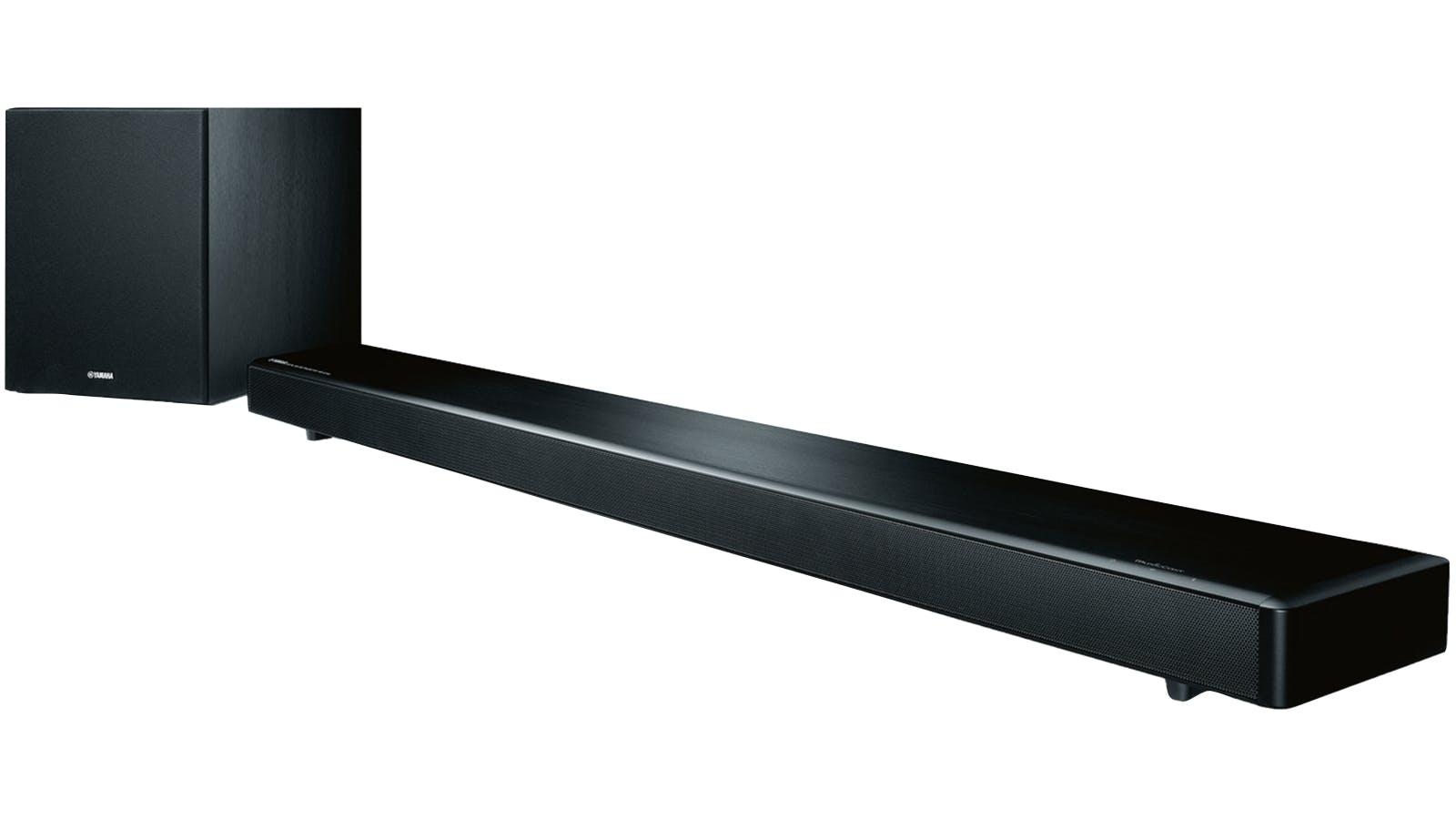 yamaha ysp 2700 surround sound bar domayne. Black Bedroom Furniture Sets. Home Design Ideas